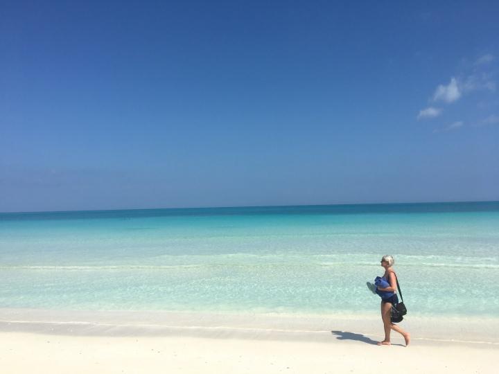 Un poco de mar y CheGuevara