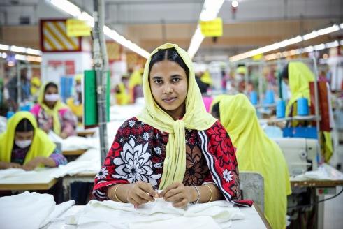 DBL factory visit. Savar. Bangladesh