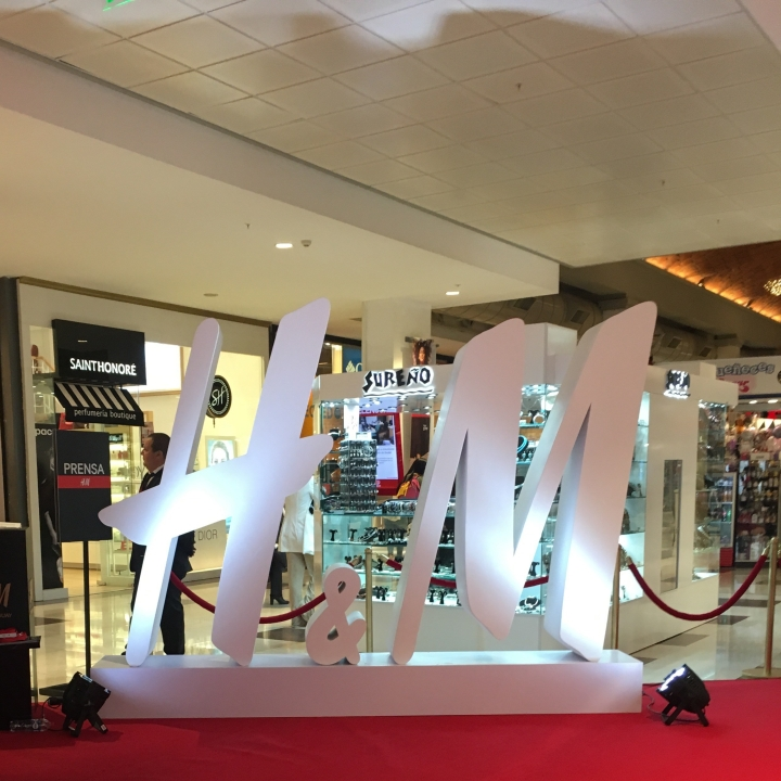 El gigante sueco llegó a Uruguay: H&M enMontevideo