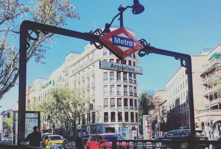 Madrid, primeras impresiones