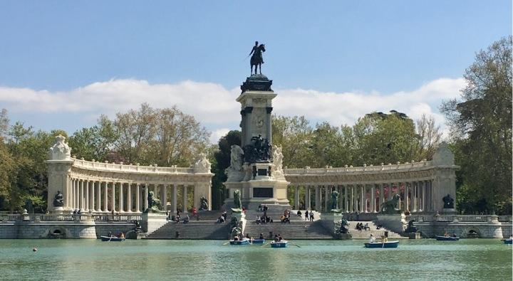 Madrid intensa belleza