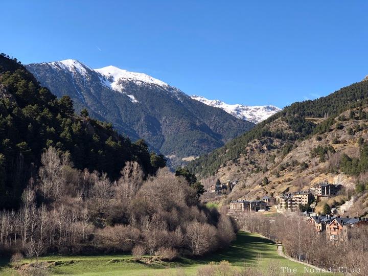 Camino a Andorra